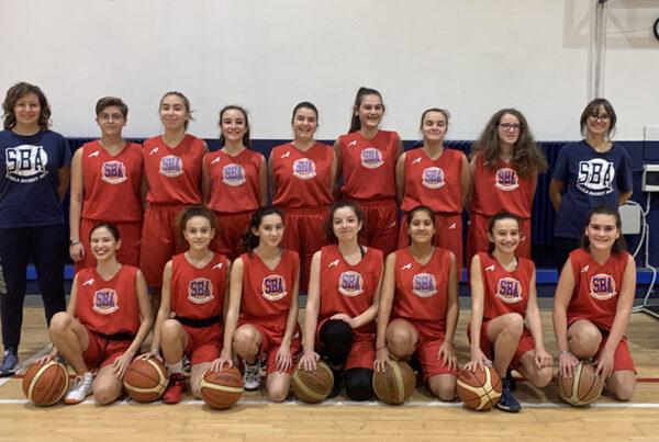 under 14 femminile sba 2019-2020