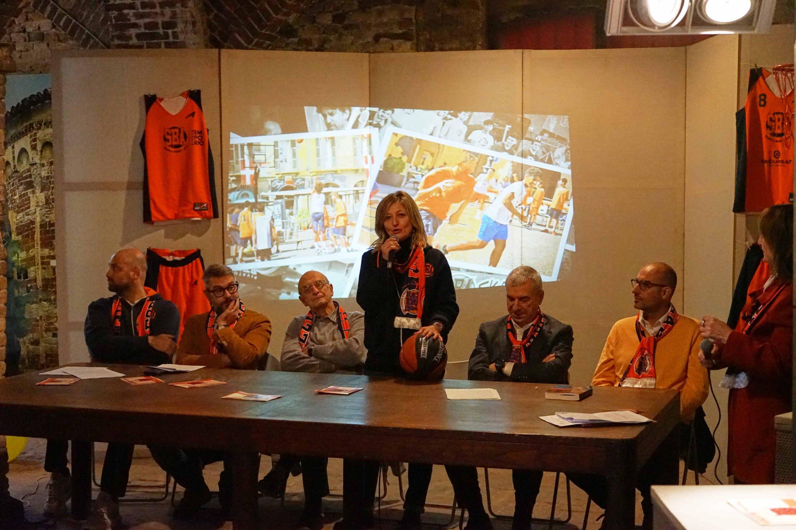 Conferenza SBA storia del basket 12