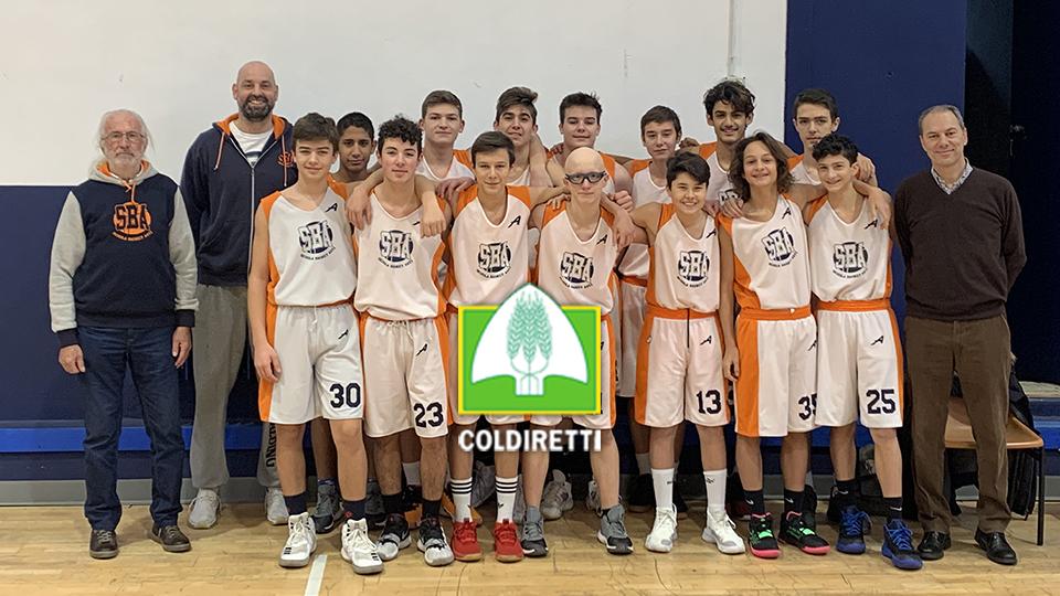 official_Under 16 GOLD logo coldiretti - All. Carlo Di Gioia